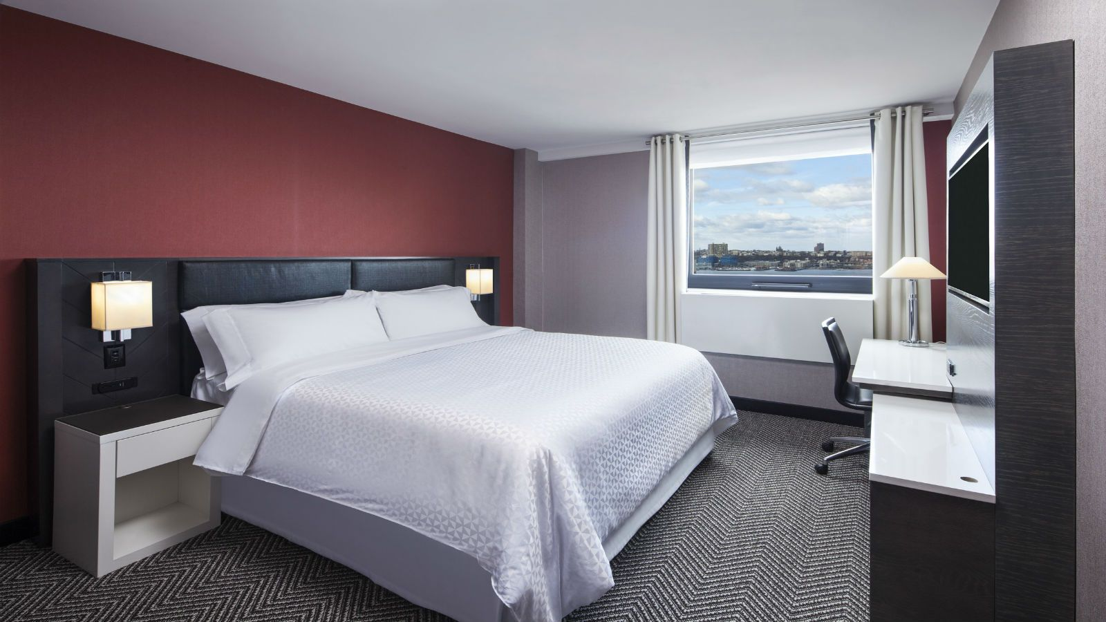 Manhattan Accommodations - King Guest Room