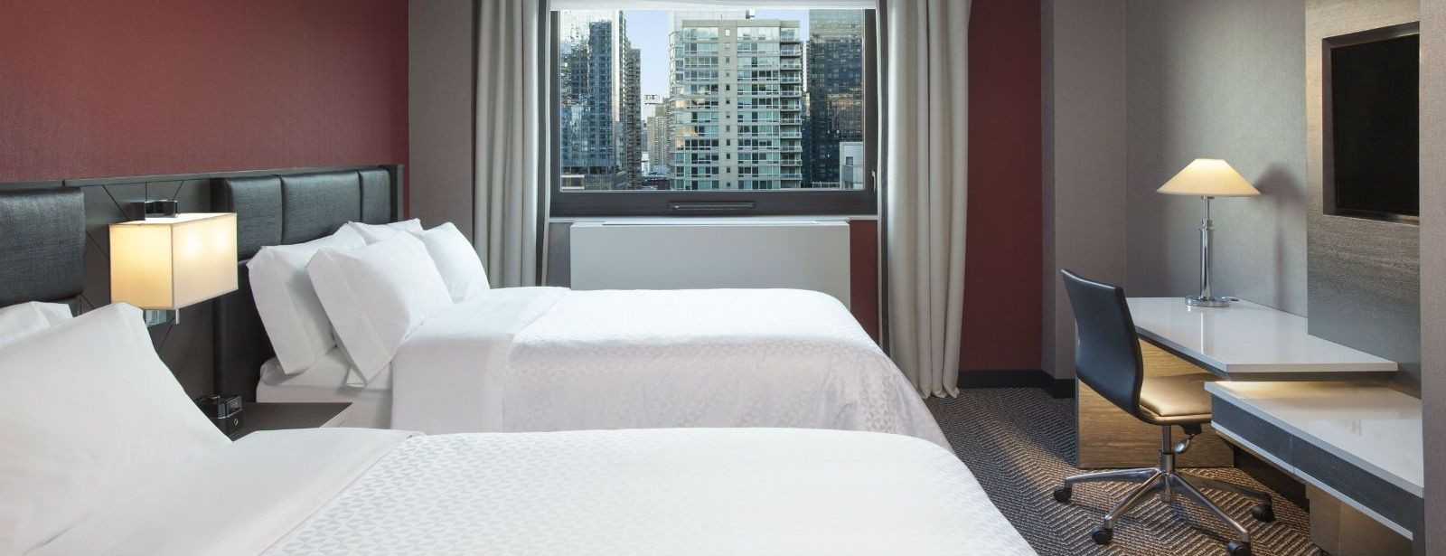 Manhattan Accommodations - Double Double